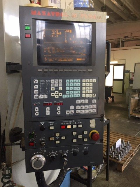 Vendita Centro Di Lavoro Verticale Mazak Vtc 20b
