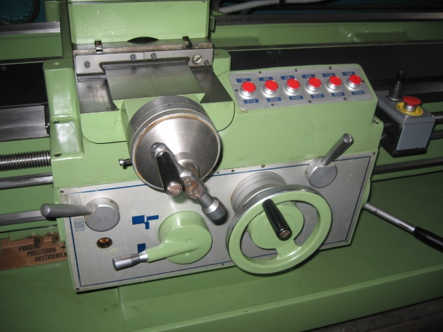 Vendita tornio parallelo omg zanoletti 300 gmv for Tornio omg zanoletti usato